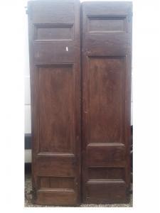 Paar Türen