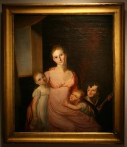 Ritratto di famiglia - Epoca impero