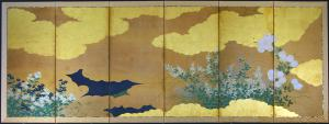 Mamparas plegables japonesas - Mamparas plegables japonesas