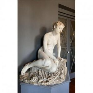 Grande sculptura in gesso, XIX secolo