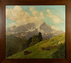 Breidenbach - Alpspitze