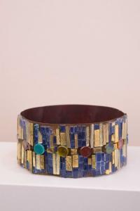Corona bizantina a mosaico