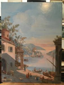 19th century landscape painting