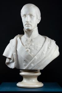 Giovanni Cappelli (Sassuolo 1813 - Modena 1885) Ritratto di Francesco V d'Austria Este