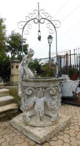 dars409-维琴察石井,十九世纪,大小约。 70厘米xh 217