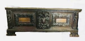 Rare and important chest - Venice - mid 1500s