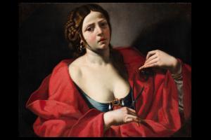 Luca Ferrari detto Luca da Reggio (Reggio Emilia 1605 – Padova 1654) Berenice