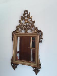 Empire mirror lucca verniz e ouro h120xl60 garantido por lei