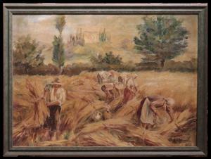 Ambrosioni Jole(维琴察(Vicenza)1885-1979)-收获