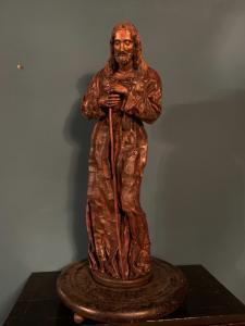 兵马俑基督有布和胶水的习惯