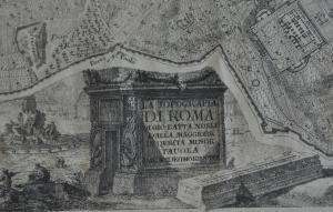 Nuova Pianta Di Roma