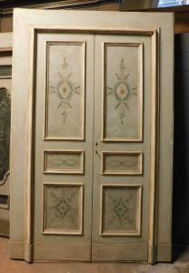 ptl264 лакированная дверь с коробкой mis. макс 173 x в 260, легкий l 125 x в 233