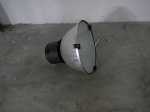 lampada industriale anni 50