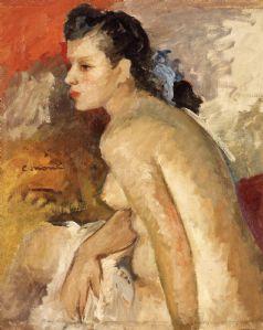 蝴蝶结裸女(1940)