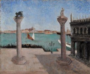 Venezia, Piazza San Marco, 1928