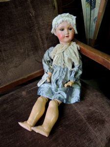 antique doll order '800 high cm70 Paris