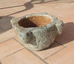mortaio in pietra