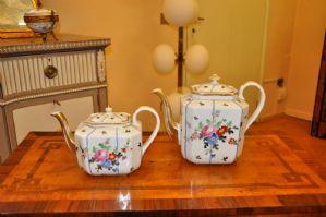 Coffee Maker and Teapot Luigi Filippo