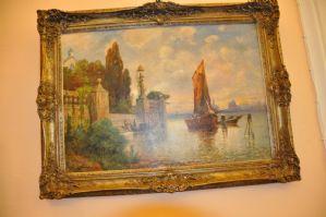 Dipinto Venezia