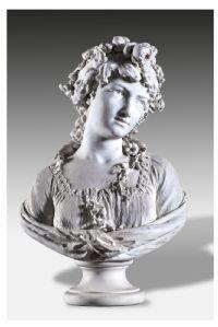 "Pietro Calvi (Milan, 1833-1884) ""Spring"""