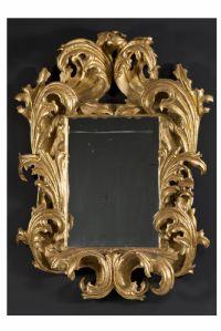 Importante espejo Sec. XVII