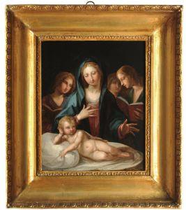 Orsola Maddalena Caccia. Moncalvo 1596 -1676 seguidor