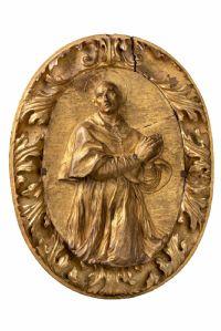 """Angelo Gabriello Piò (1690-1769) """"San Carlo Borromeo"""""""