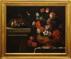 安德里亚·斯卡恰蒂(佛罗伦萨-1642年-1710年静物
