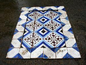 Notte a palazzo asmundoin mostra le antiche maioliche