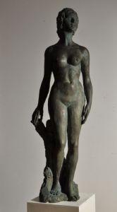 Femme nue, vers 1950