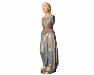 Virgin of Mercy Master Toscano Sec XV