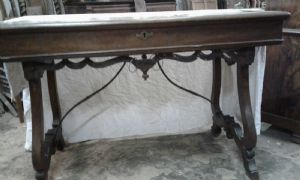 St. Philip 1600 era never restored folding walnut