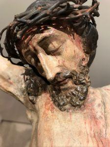 Cristo Crocefisso, Spettacolare Opera, epoca 600
