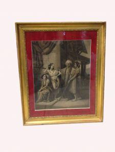Coppia di disegni 1850