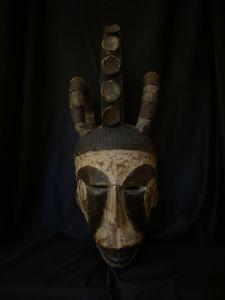Casco Igbo Südostnigeria (Alusi)