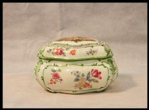 Scatola di porcellana, XX° secolo
