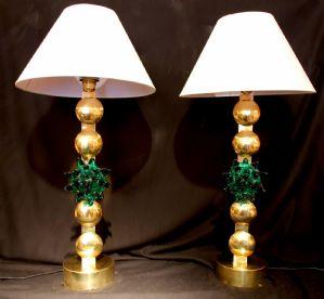 对黄铜灯,20世纪