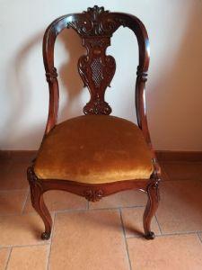 8 sedie Carlo x