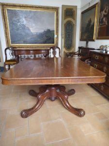 Tavolo inglese rettangolare