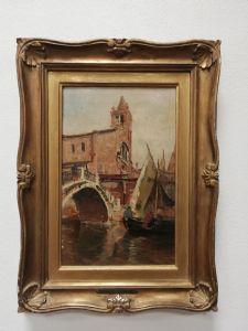 Giuseppe Miti Zanetti (Modena 1859 - Veneza 1929)