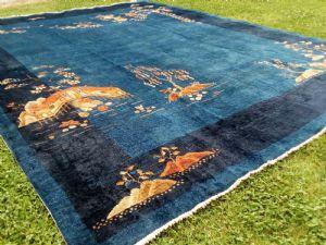 Chinese carpet, 1920s, 355 x 275 cm