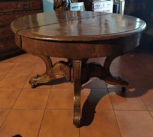 Mesa de canasta Carlo X