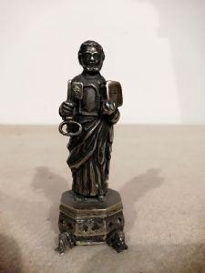 San Pedro de 1400 en plata