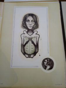 "Giuseppe Guerreschi ""Weibliche Figuren"""