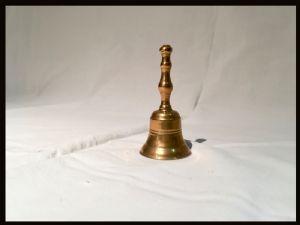 Campana in ottone, XIX secolo