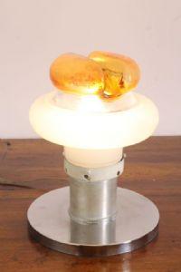 :Murano台灯来自70年代,现代设计。恢复工作!