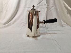 Victor SAGLIER(1809  -  1894)的银色水壶,19世纪
