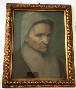 Pastel on Paper Dated 1909 Signed During