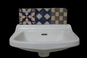 Lavandino in ceramica