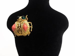 Broche Kenneth Lane,
